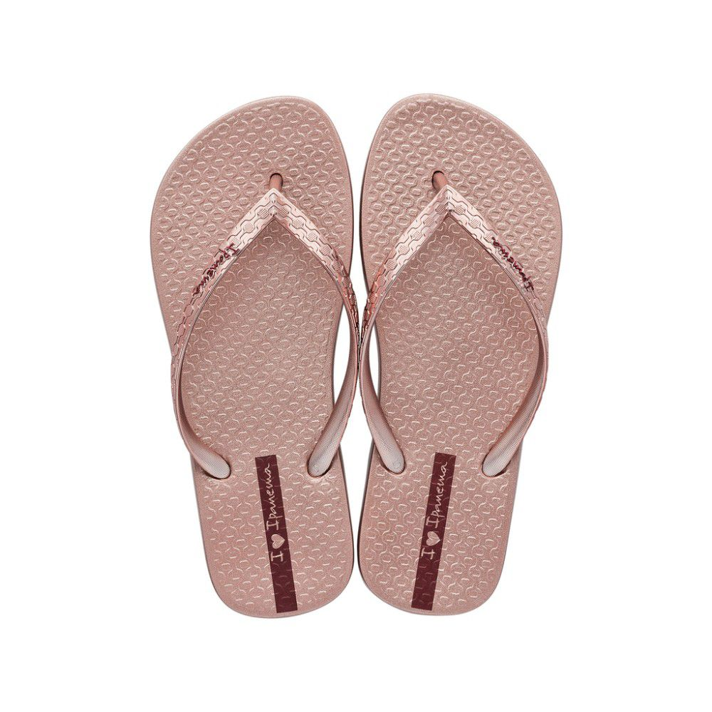 CHINELO IPANEMA GLAM FEM. 26032 ROSE