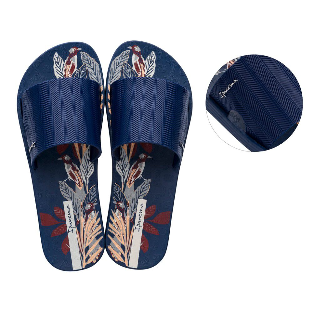 CHINELO IPANEMA WAY PRINT 26344 FEM. AD. AZUL