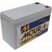 Bateria Estacionária Moura VRLA 12MVA9 - 9Ah