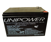 Bateria Selada Unipower (12V, 12Ah)