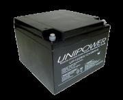 Bateria Selada Unipower (12V, 26Ah)