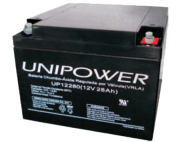 Bateria Selada Unipower (12V, 28Ah)