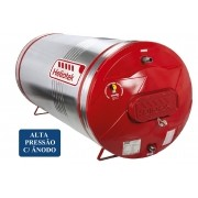 Boiler 200 Litros Alta Pressão com ânodo Heliotek MKPA