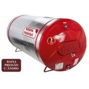 Boiler Baixa Pressão com ânodo Heliotek MKA 400 Litros
