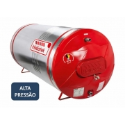 Boiler 800 Litros Baixa Pressão com ânodo - Heliotek MKA800