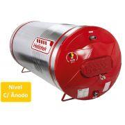 Boiler de Nível 400 Litros Baixa Pressão Heliotek com Ânodo