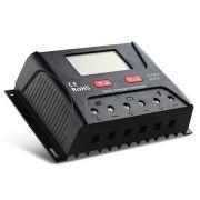 Controlador de Carga SR HP 50A 12/24V PWM