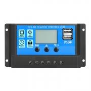 Controlador de Carga Sun Energy KW1210 10A 12/24V