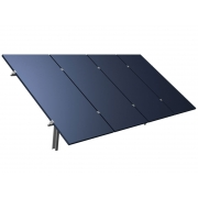 Estrutura Solar para 4 placas - Solo (4,80m)