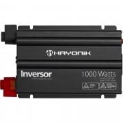 Inversor Senoide Modificada com USB Off Grid Hayonik 12Vcc/127Vca (1000W)