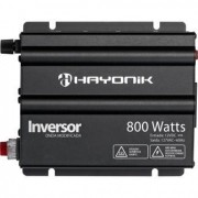 Inversor Senoide Modificada com USB Off Grid Hayonik 12Vcc/220Vca (800W)