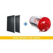 Kit Aquecedor Solar Heliotek 300 Litros c/ Ânodo