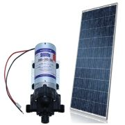 Kit Bomba solar até 4000 Litros-dia