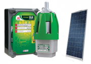 Kit Bomba solar | Poço até 40 metros até 7000 Litros - dia