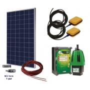 Kit Bomba solar | Poço até 40 metros