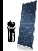 Kit Bomba solar | Poço até 70 metros