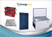 Kit Energia Solar Freezer 100 litros