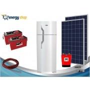 Kit Energia Solar Geladeira Duplex 360 litros (painel 280W)