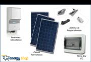 Kit Energia Solar Grid Tie 13,0KW | Instalado