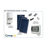 Kit Energia Solar Grid Tie 1KW