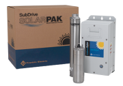 Sistema Solarpak Franklin Electric SUB25-SLS4E30 2.2KW