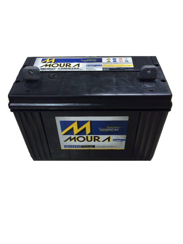 Bateria Estacionária Moura NoBreak 12MN105 (105Ah)