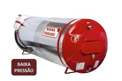 Boiler 200 Litros Baixa Pressão Heliotek K2
