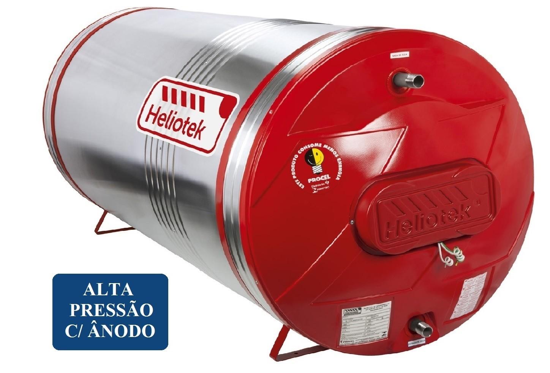 Boiler Alta Pressão com ânodo Heliotek MKPA 400 Litros