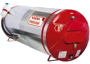 Boiler Alta Pressão Heliotek K2 500 Litros