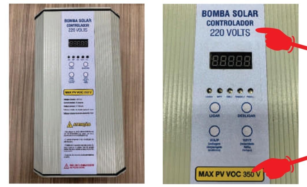 BOMBA DE AGUA SOLAR ZM 2200W