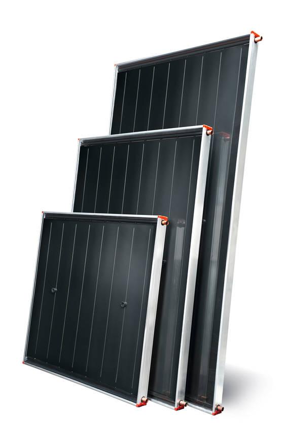 Coletor Solar MC10 Evolution Heliotek (Bosch)