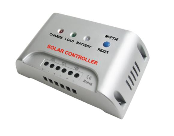 Controlador de Carga Sun Energy Basic MPPT30 30A 12/24V MPPT
