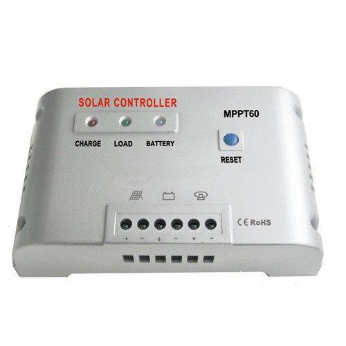 Controlador de Carga Sun Energy Basic MPPT60 60A 12/24V MPPT