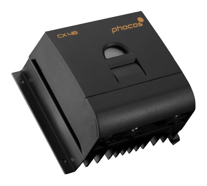 Controlador de Carga Phocos CX40, 40/40A 24/48V