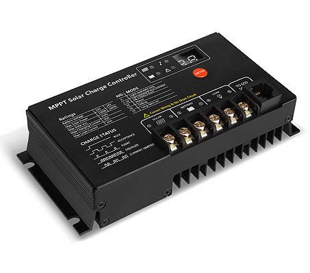 Controlador de Carga Solar SR 10A 12/24V MPPT