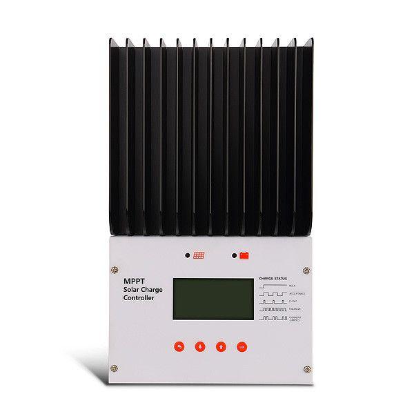 Controlador de Carga SR 60A 12/24/36/48V MPPT