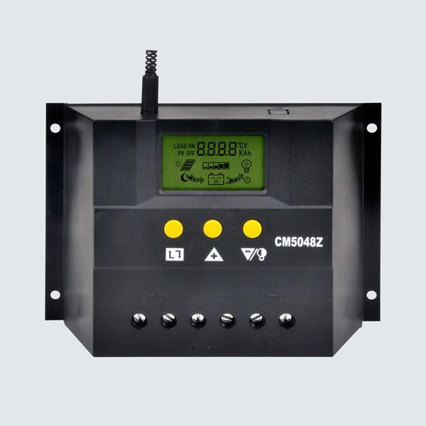 Controlador de Carga Sunenergy CM6024, 60A 12/24V