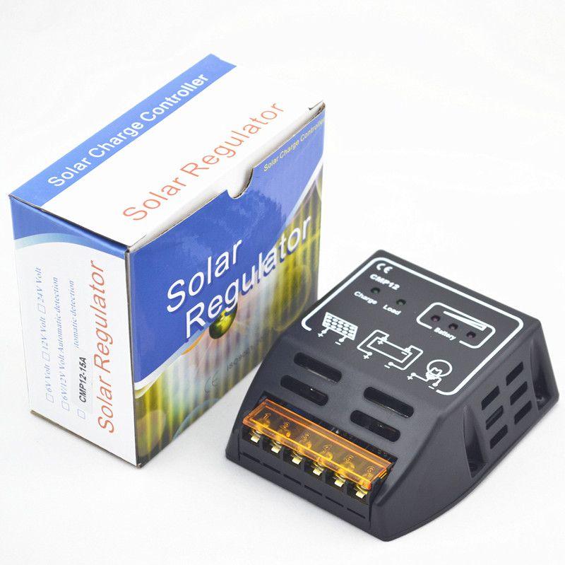 Controlador de Carga Sunenergy CMP12, 10A 12/24V