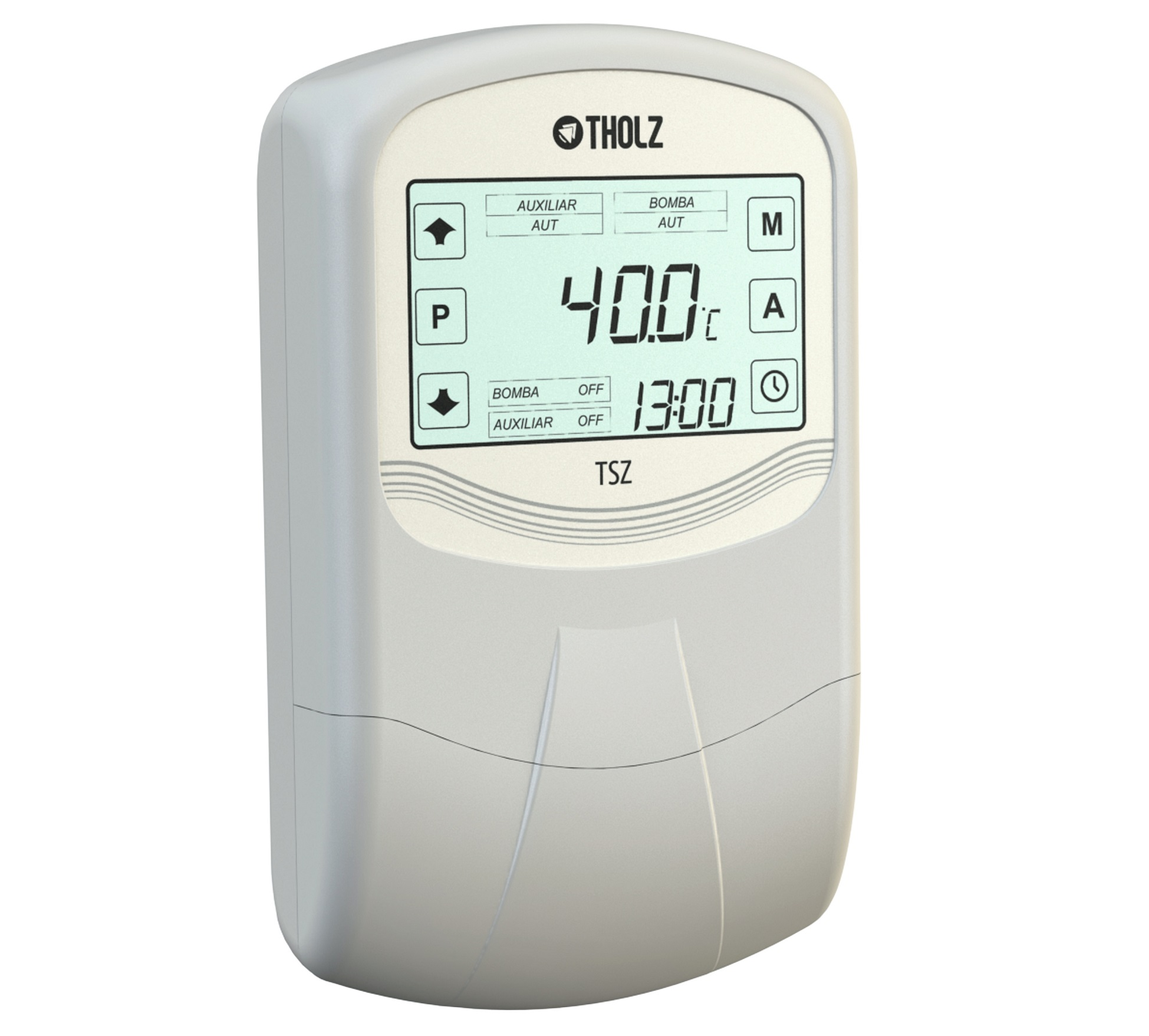 Controlador de Temperatura Tholz TSZ 1205N  P731