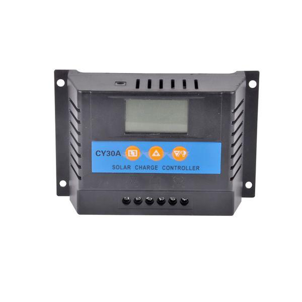 Controlador de Carga Sunenergy CY30, 30A 12/24V