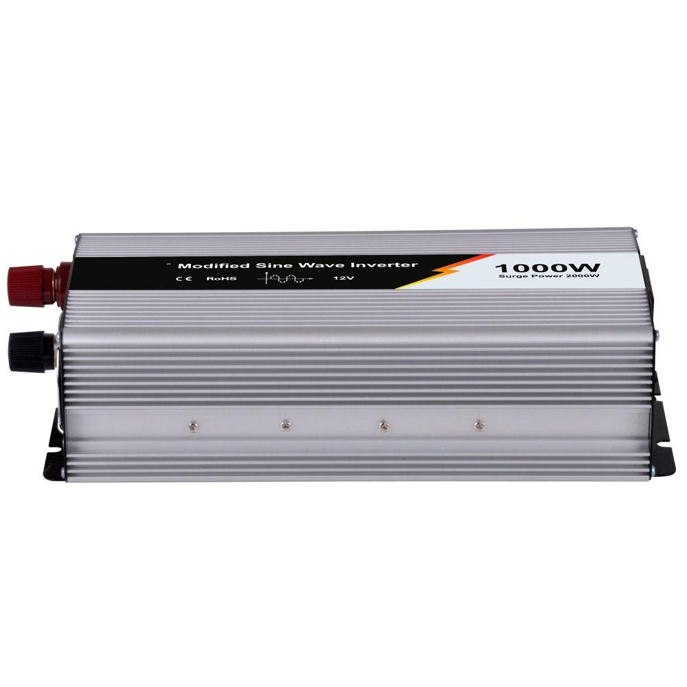 Inversor Off Grid Jay Energy 12Vcc/127Vca (1000W)