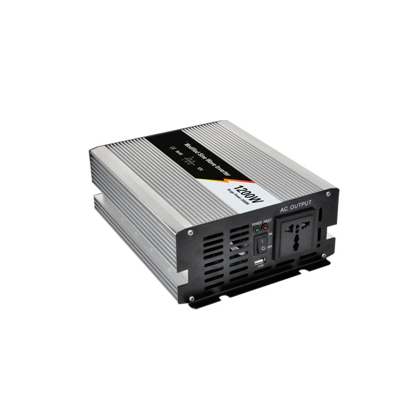Inversor Off Grid Jay Energy 12Vcc/127Vca (1200W)