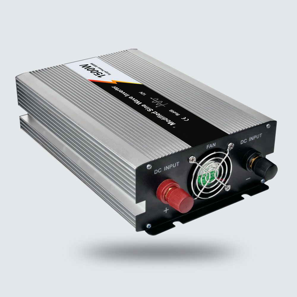 Inversor Off Grid Jay Energy 12Vcc/127Vca (1500W)