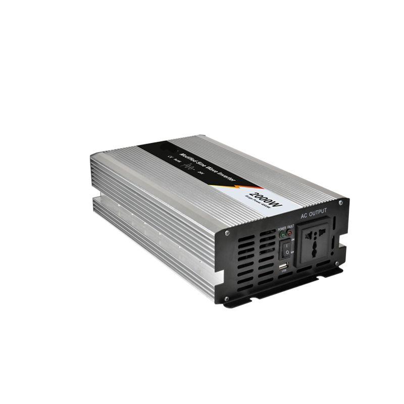 Inversor Off Grid Jay Energy 12Vcc/127Vca (2000W)