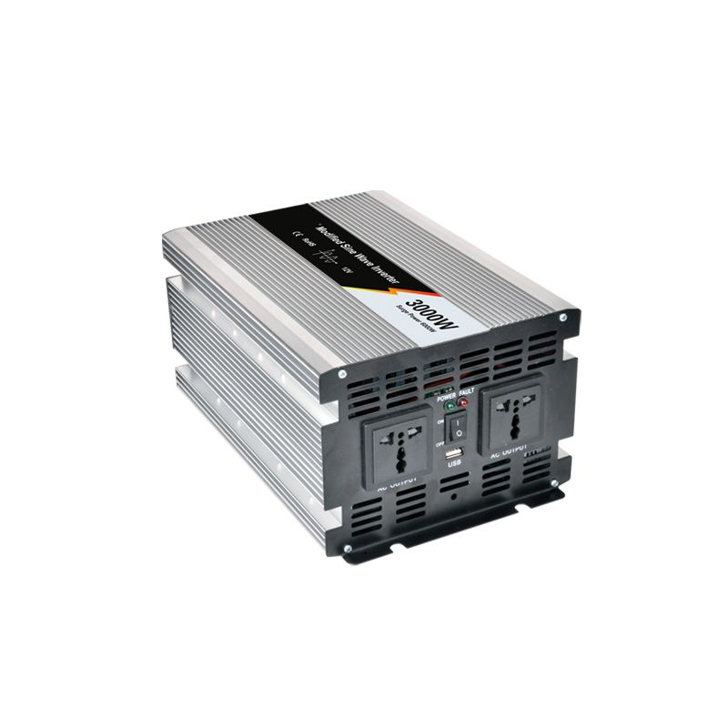 Inversor Off Grid Jay Energy 12Vcc/127Vca (3000W)