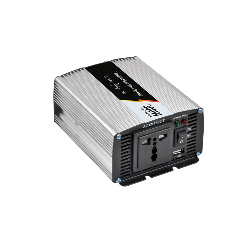 Inversor Off Grid Jay Energy 12Vcc/127Vca (300W)