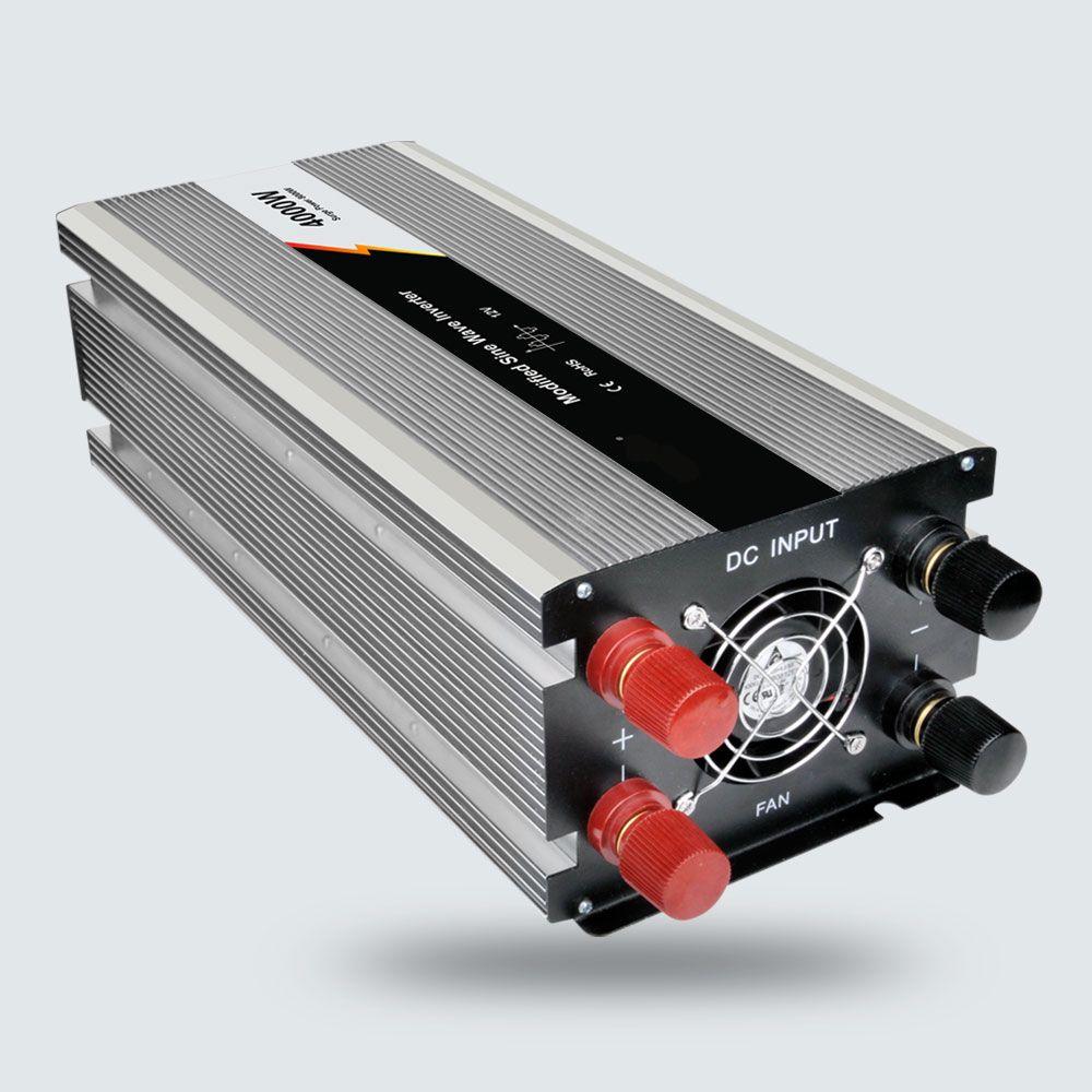 Inversor Off Grid Jay Energy 12Vcc/127Vca (4000W)