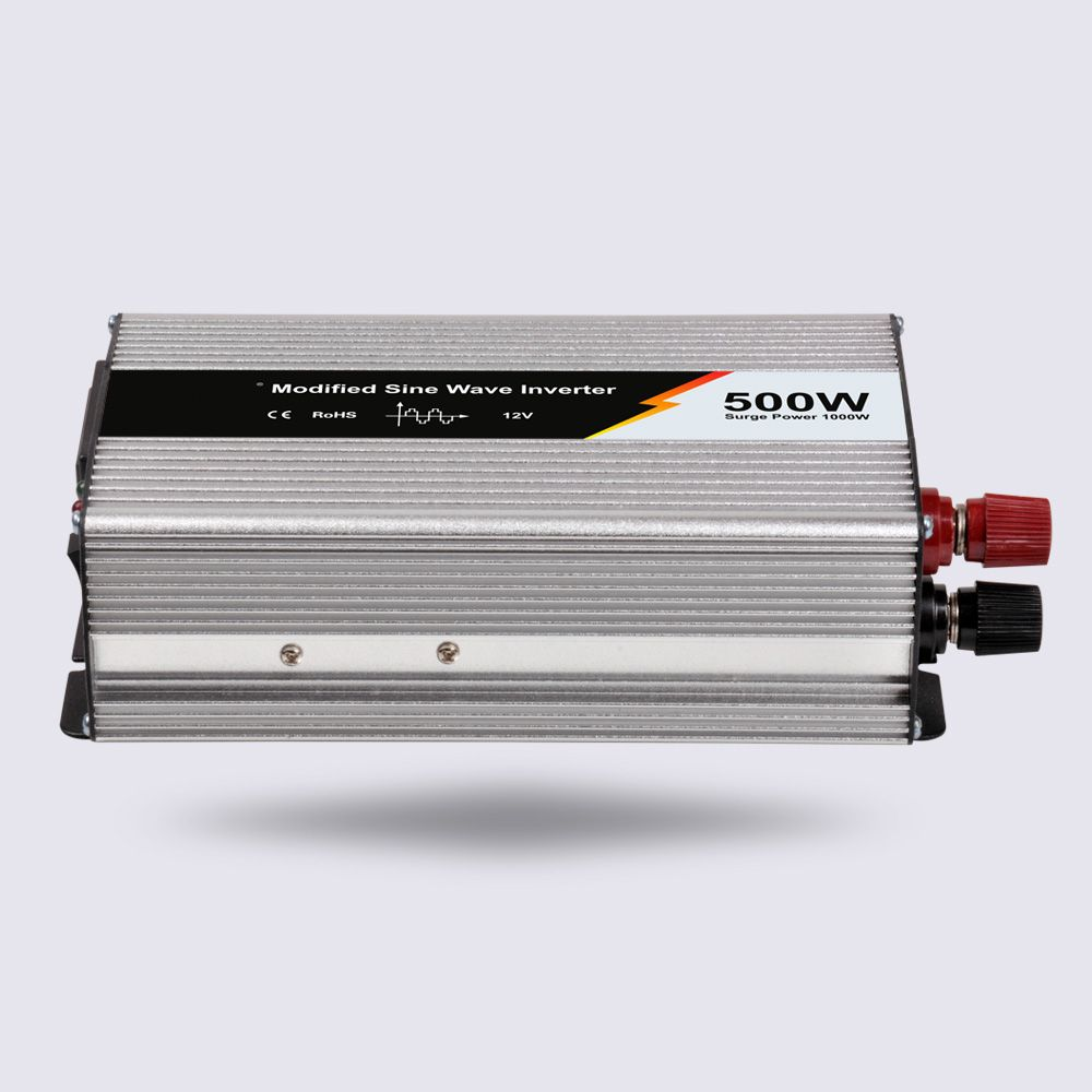 Inversor Off Grid Jay Energy 12Vcc/127Vca (500W)