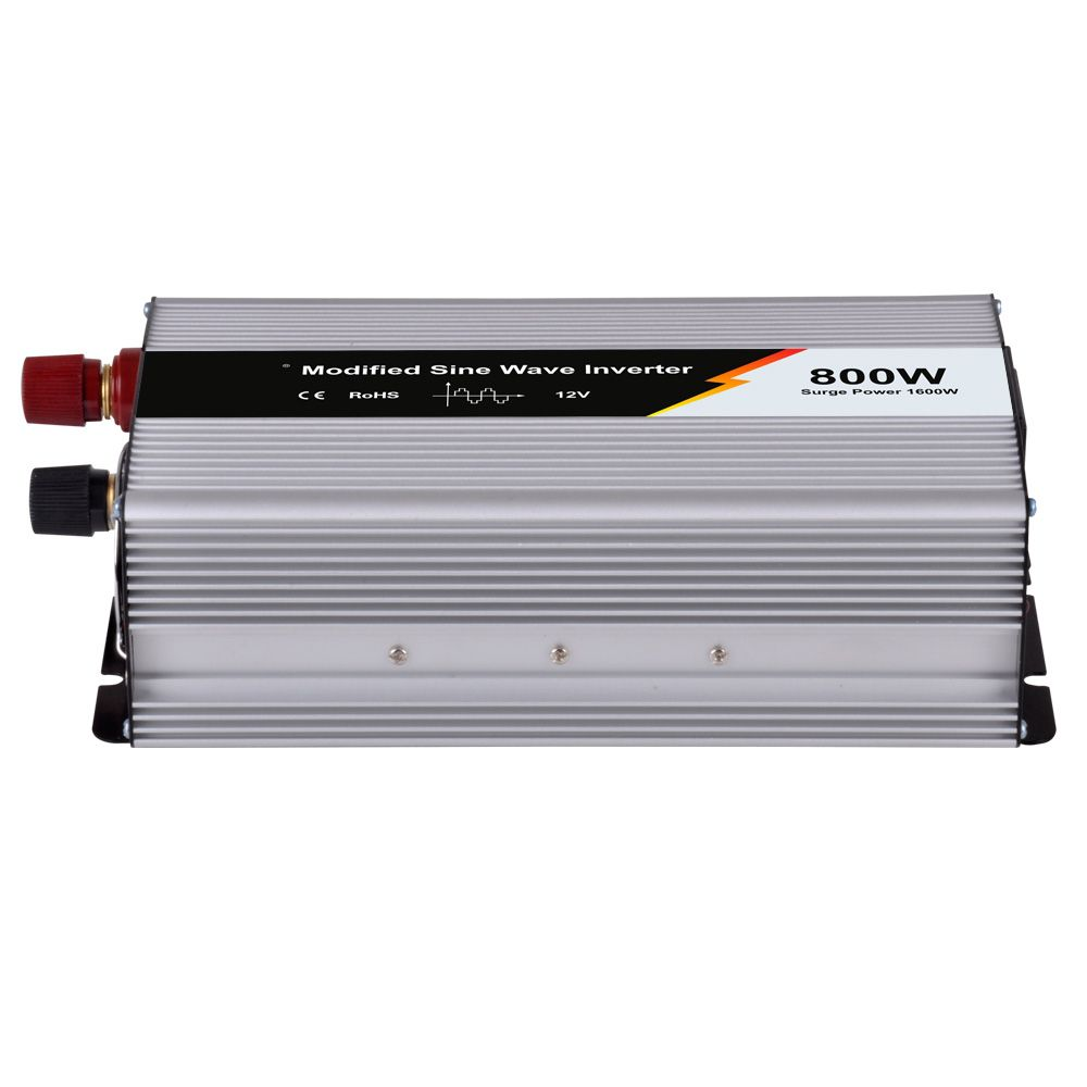 Inversor Off Grid Jay Energy 12Vcc/127Vca (800W)