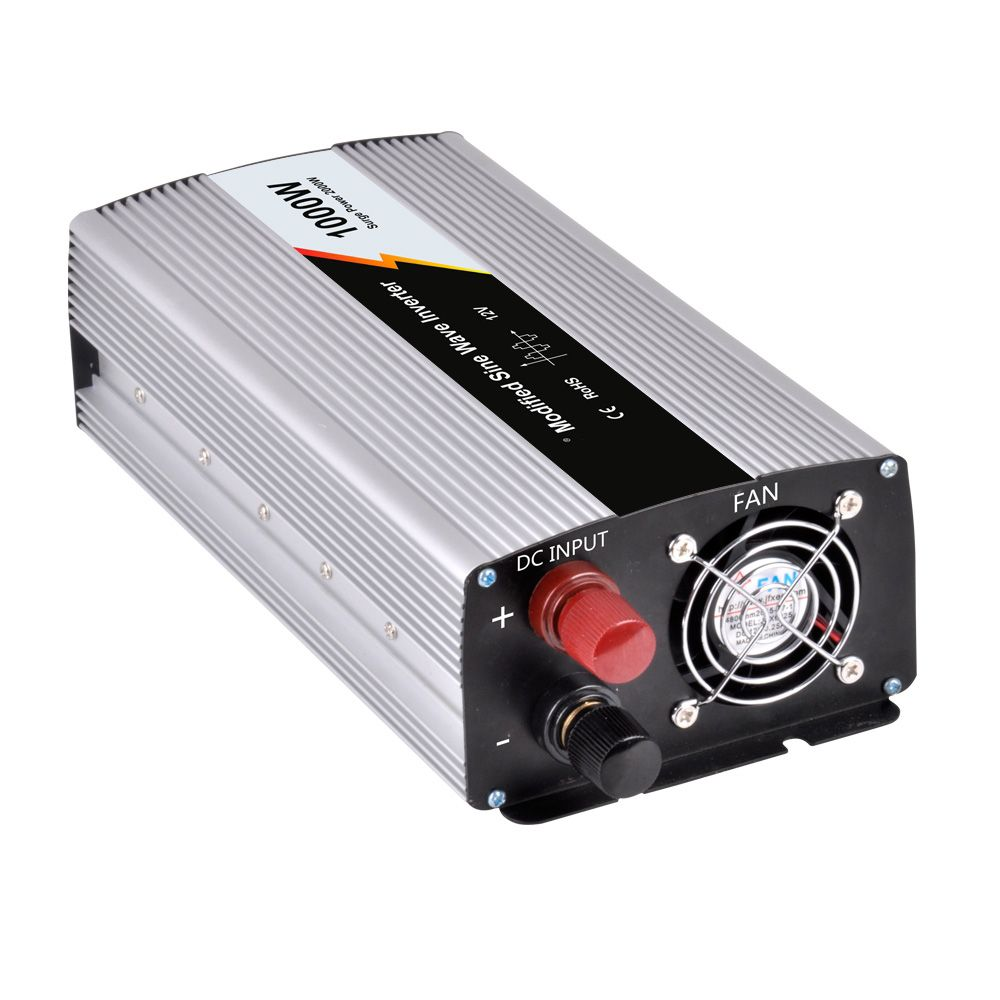 Inversor Off Grid Jay Energy 12Vcc/220Vca (1000W)